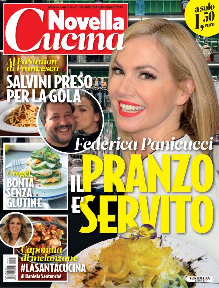 Novella Cucina June 27, 2019 00:00