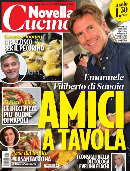 Novella Cucina September 25, 2019 00:00