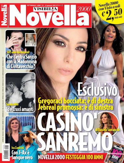 Novella 2000 January 22, 2020 00:00