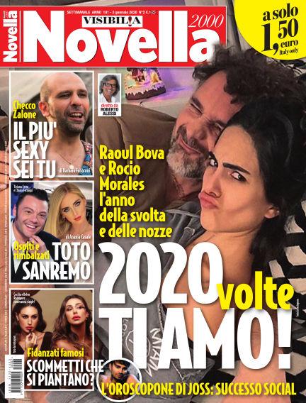 Novella 2000 January 02, 2020 00:00