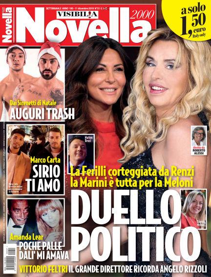 Novella 2000 December 11, 2019 00:00
