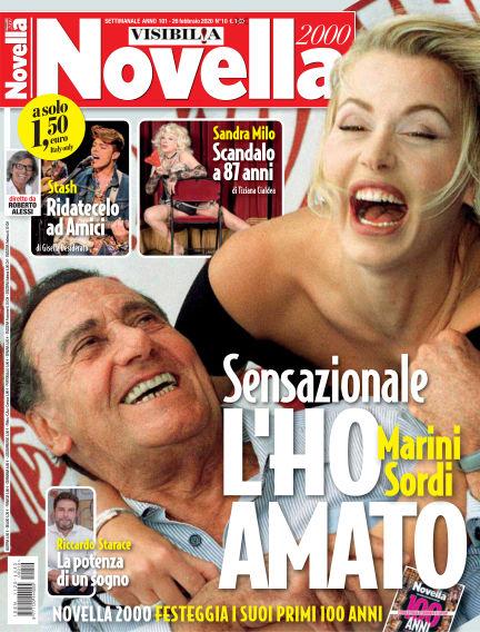 Novella 2000 February 26, 2020 00:00