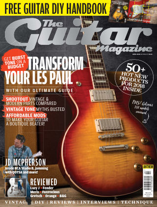 Guitar Magazine April