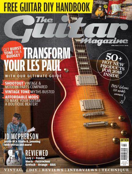 Guitar Magazine March 16, 2018 00:00