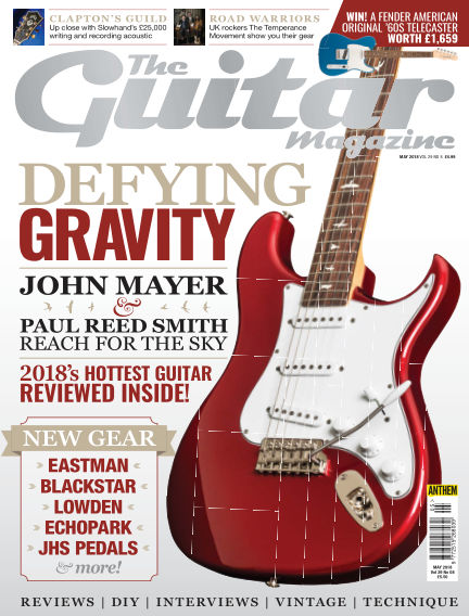 Guitar Magazine April 05, 2018 00:00