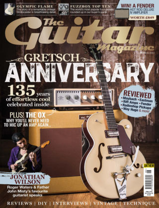 Guitar Magazine JUNE