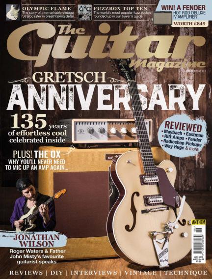 Guitar Magazine May 04, 2018 00:00