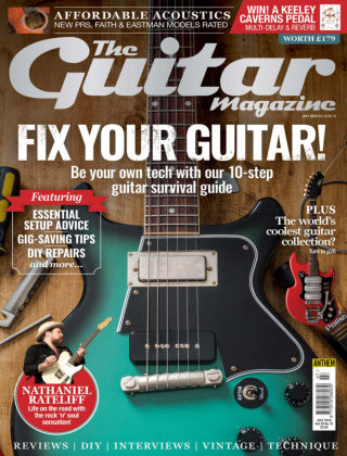 Guitar Magazine JULY