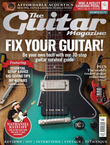 Guitar Magazine June 01, 2018 00:00