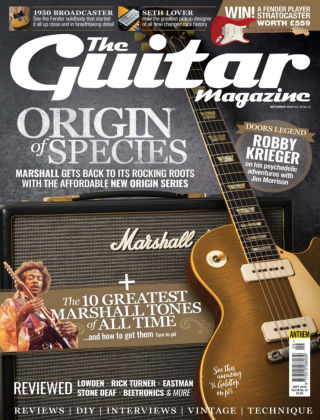 Guitar Magazine SEPTEMBER