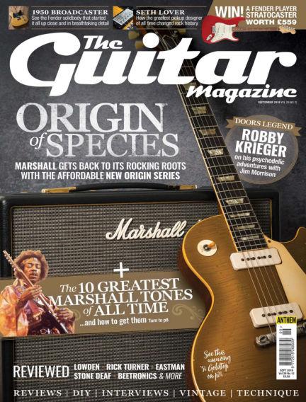 Guitar Magazine August 03, 2018 00:00
