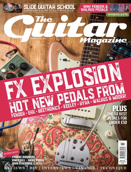 Guitar Magazine October 05, 2018 00:00