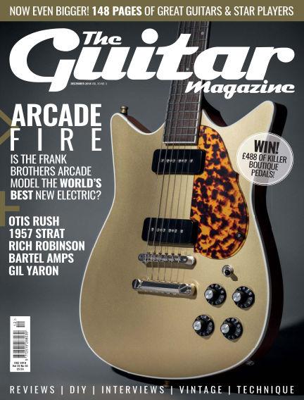 Guitar Magazine November 09, 2018 00:00