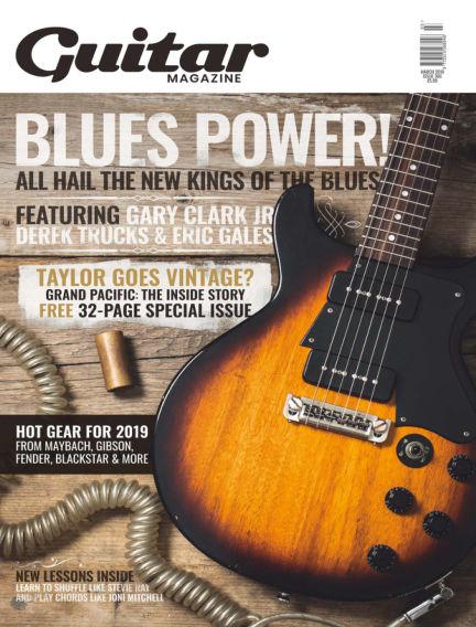 Guitar Magazine February 01, 2019 00:00