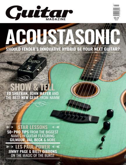 Guitar Magazine March 01, 2019 00:00