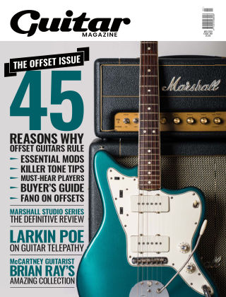 Guitar Magazine May