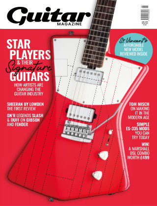 Guitar Magazine June 2019