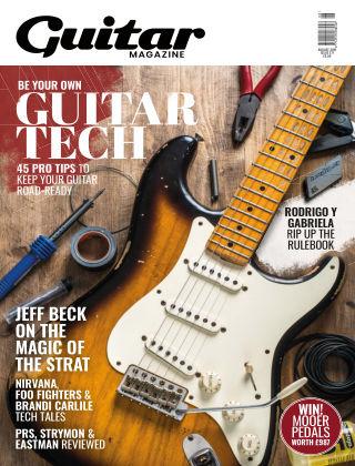 Guitar Magazine August 2019