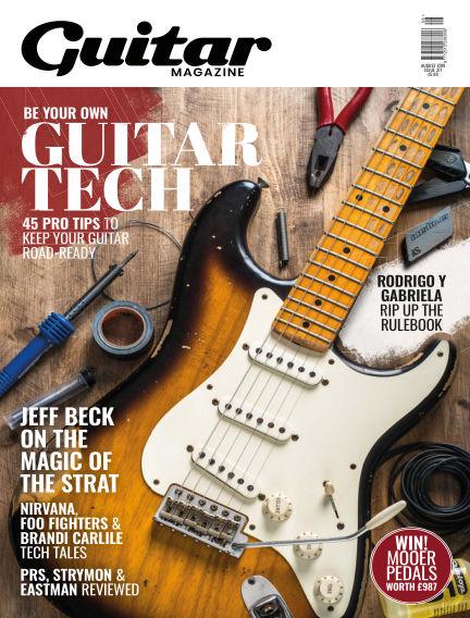 Guitar Magazine July 05, 2019 00:00