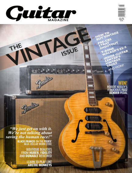 Guitar Magazine September 06, 2019 00:00