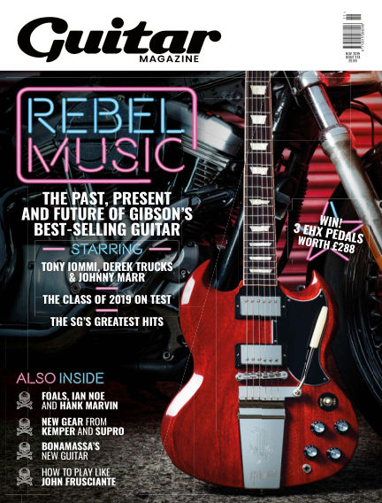 Guitar Magazine October 04, 2019 00:00