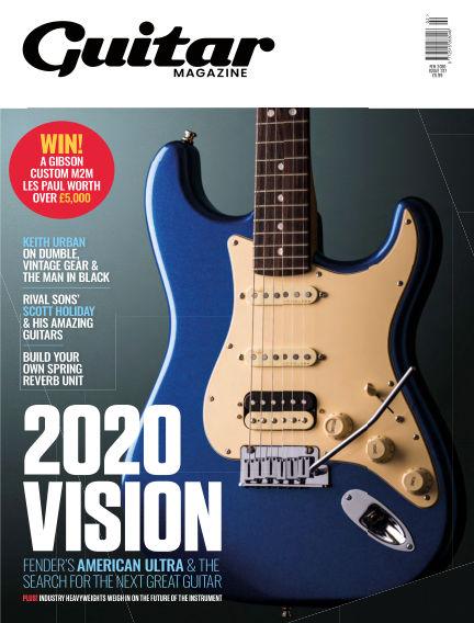Guitar Magazine January 03, 2020 00:00