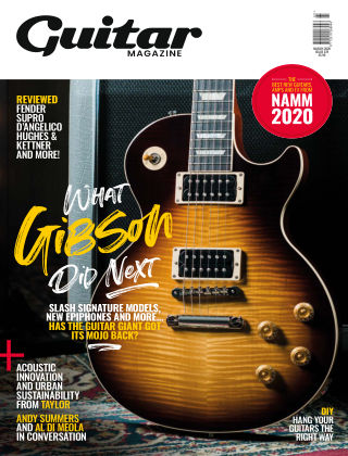 Guitar Magazine March 2020