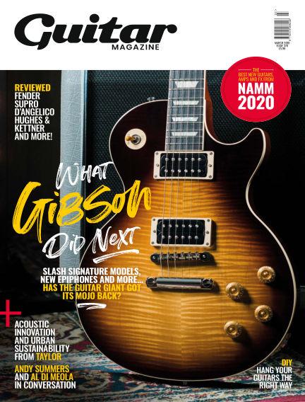 Guitar Magazine February 07, 2020 00:00
