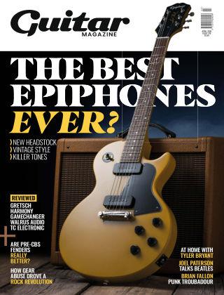 Guitar Magazine April 2020