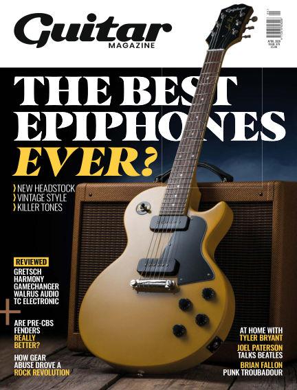 Guitar Magazine March 06, 2020 00:00