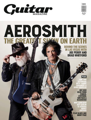 Guitar Magazine May 2020