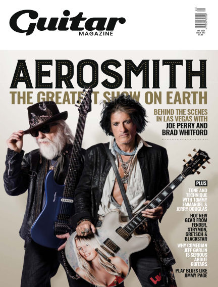 Guitar Magazine April 03, 2020 00:00