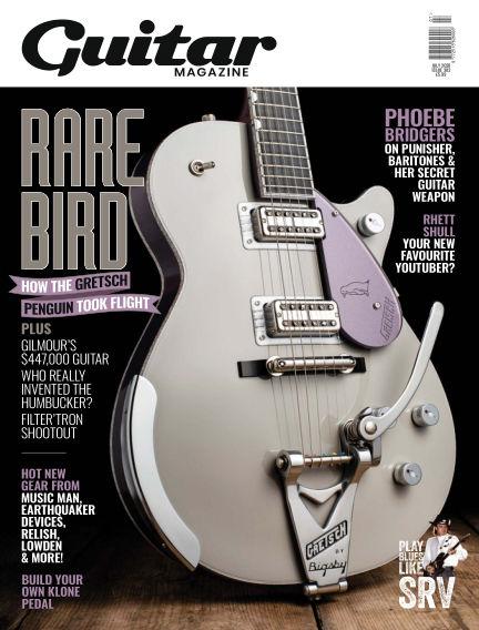 Guitar Magazine June 05, 2020 00:00