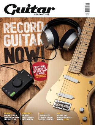 Guitar Magazine August 2020