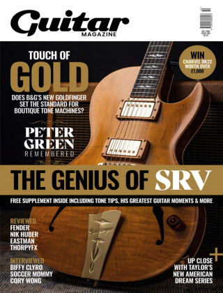 Guitar Magazine October 2020