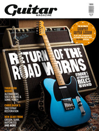 Guitar Magazine November 2020