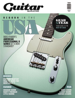 Guitar Magazine January 2021