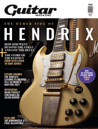 Guitar Magazine February 2021
