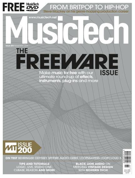 MusicTech October 25, 2019 00:00