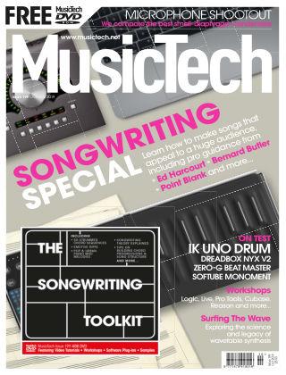 MusicTech October 2019