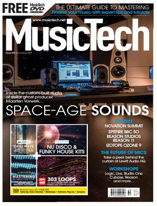 MusicTech December 2019