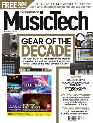 MusicTech January 2020