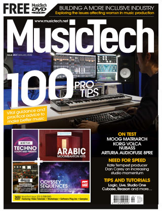 MusicTech February 2020