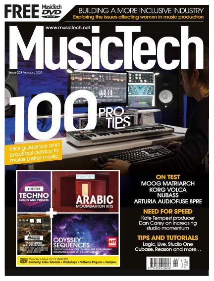 MusicTech January 16, 2020 00:00