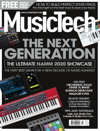 MusicTech March 2020