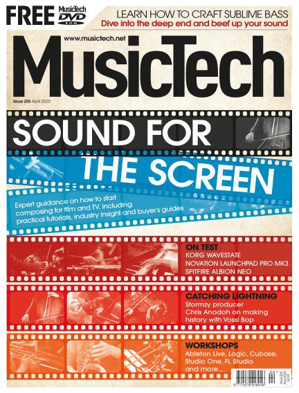 MusicTech March 19, 2020 00:00