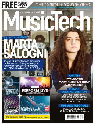 MusicTech May 2020