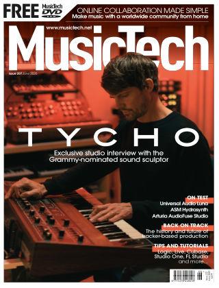 MusicTech June 2020
