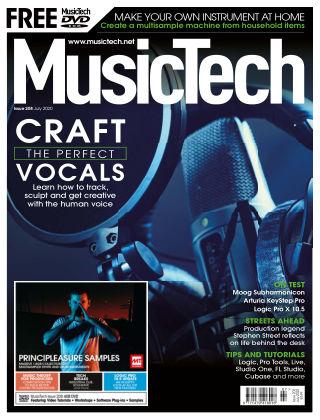 MusicTech July 2020