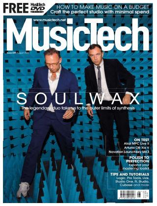 MusicTech August 2020